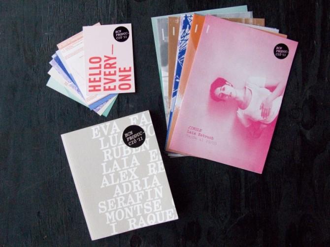 2. Publicaciones derivadas de su proyecto Jingle. BcnProducció 2011