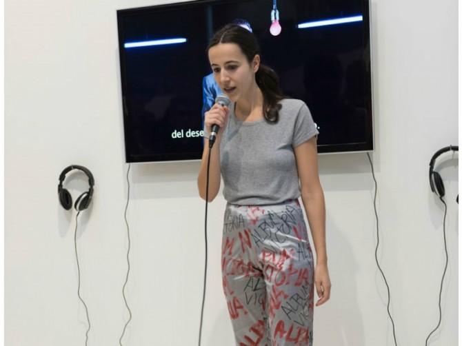 7. Álbum Victoria, 2015. Performance. Adn Platform, Barcelona